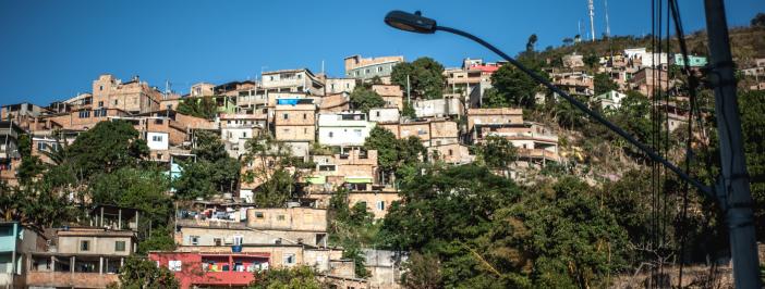 O trabalho das ONG`S nas vilas e favelas da RMBH