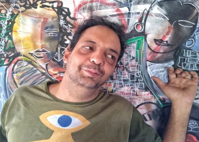 Henrique Dias: abstração e figuração em meio a linhas inspiradas pelas relações humanas