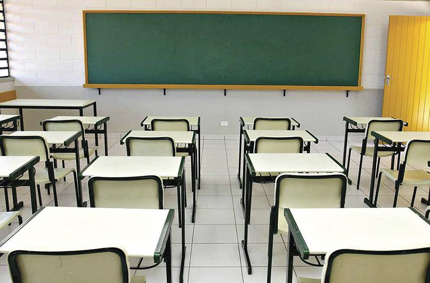Escola sem Aula, Escola sem Alma