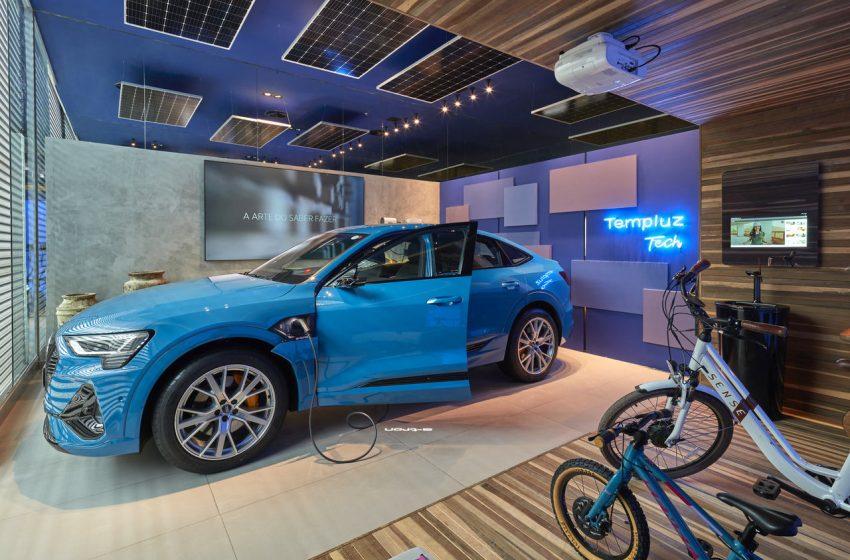 Garagem Tech é aposta da Templuz na mostra CASACOR 2020