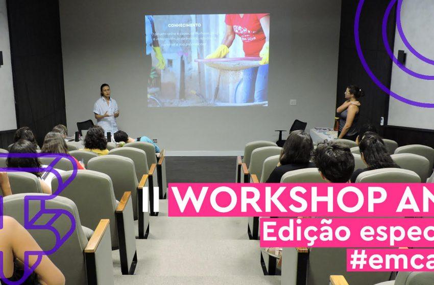 Arquitetura na Periferia realiza II Workshop online