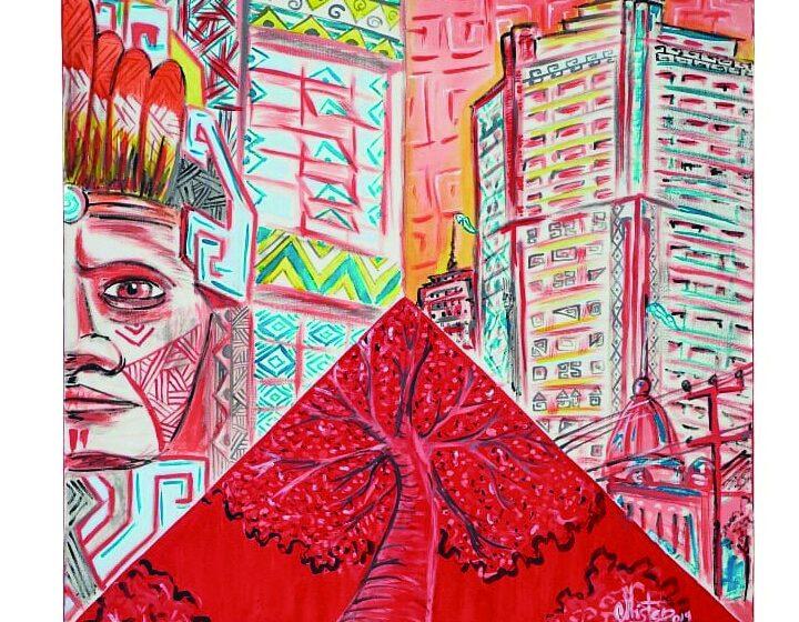 Arte de Olister Barbosa